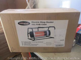 Electric Shop Heater