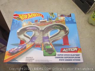 Hotwheels Race Track