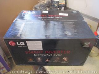 Smart Inveter Microwave Oven