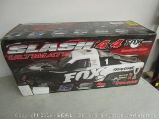 Ultimate 4 x 4 Slash Fox Car