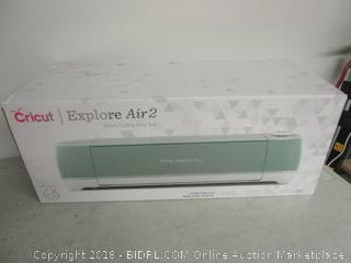 Cricut Explore Air 2 Cutting Machine