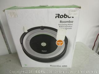 Roomba Vacuuming Robot 690