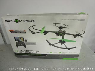 Skyviper Quadcopter 2450 HD