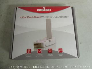 Dual Band Wireless USB Adapter