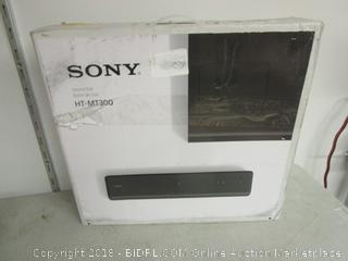 Sony Sound Bar HT MT300