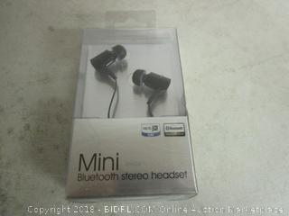 Mini Bluetooth Stereo Headset