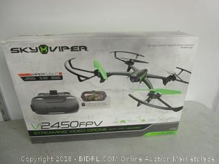 Skyviper Streaming Video Drone V2450