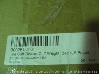 Cuff weight