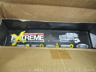 extreme severe duty truck and tow brake pads