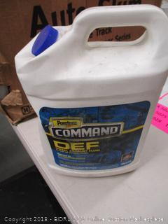 command diesel exhaust fluid