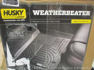 weatherbeater car floor mat