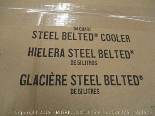 Steel Belted Cooler