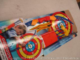 Toy Boy and Arrow