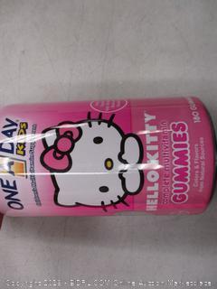 Hello Kitty Gummies