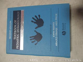 Textbook of Pediatric Dermatology Book
