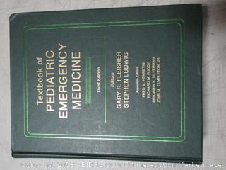 Textbook of Pediatric Emergency Medicine Book