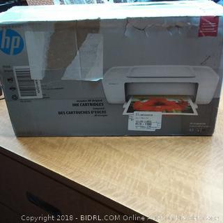 HP Printer Powers On