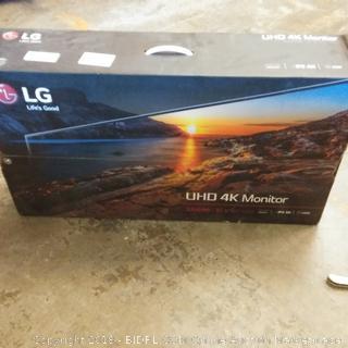 LG  UHD 4K Monitor