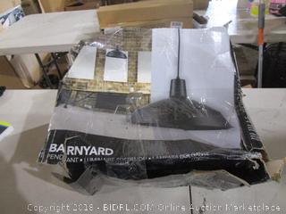 Barnyard Ceiling Light