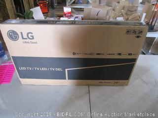 "LG LED TV 28"""