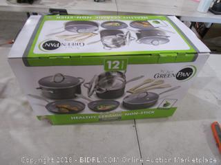 Green Pan Cookware See Pictures