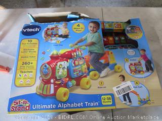 Vtech Ultimate Alphabet train