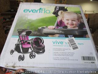 Evenflo Vive Travel System