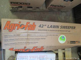 "42"" Lawn Sweeper"