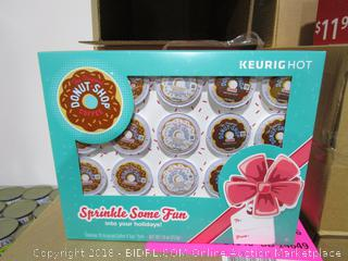 Keurig Hot Donut Shop Coffee