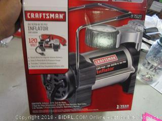 Craftsman Inflator