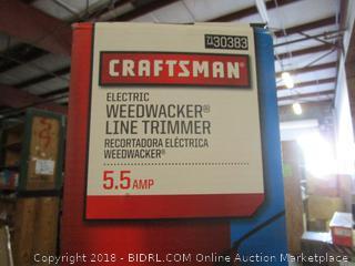 Craftsman Weed Wacker