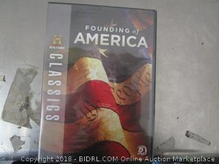 Founding of America