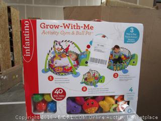 Grow With Me Activity Gym