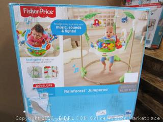 Fisher Price Rain Forest Jumperoo