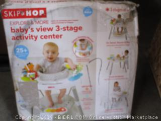 Baby 3 Stage Activity Center