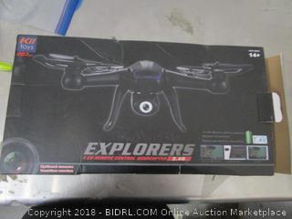 Explorers Drone