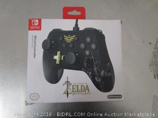 Nintendo Switch Controller Zelda Style