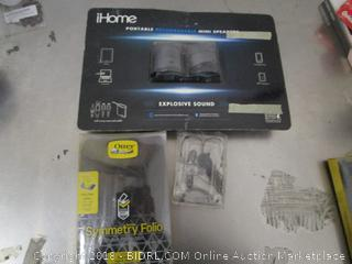 Otterbox iPad Mini/ iHome Mini Speaker