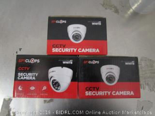 Clops Security Camera