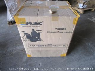 CLMusic Electronic Drum Amplifier