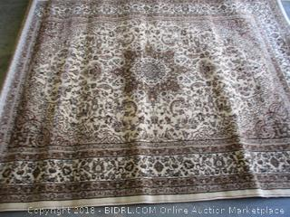 decorative interior rug
