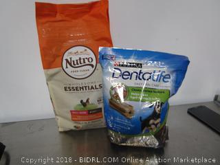 Dog Food/Treats