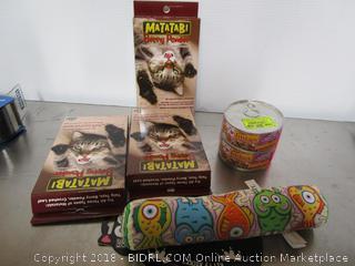 Lot Cat Food Cat Toys & Matatabi