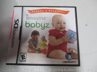 Imagine Babyz Nintendo Ds