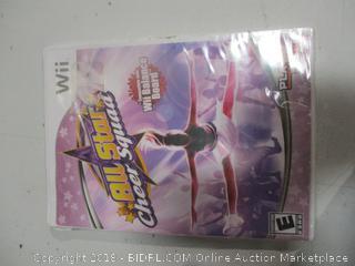 Au Squad Cheer Squad Wii