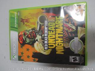 Undead Nightmare XBOX 360