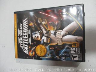 Star Wars Battlefront PC CD-Rom