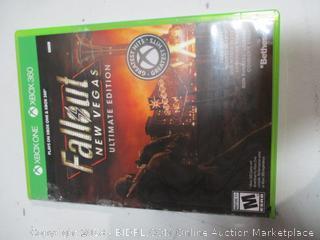 Fallout New Vegas XBOX One