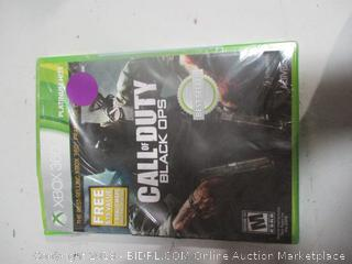 Call Of Duty Black Ops XBOX ONE