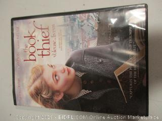 The Book Theif DVD